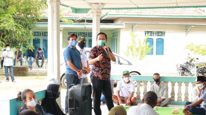 Produk UMKM Tak Kalah Saing, H Korari Suwondo Minta Masyarakat Bangga Buatan Dalam Negeri