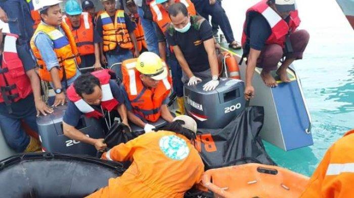 Breaking News: Jenazah ABK Kapal Baracuda Hasan Dibawa ke RSBT Pangkalpinang