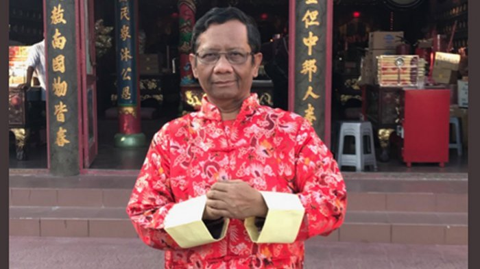 Bahas Izin FPI Mahfud MD Ungkap Kalau  Buat Izin Ormas Terlalu Rumit Maka Buat Grup Arisan Saja