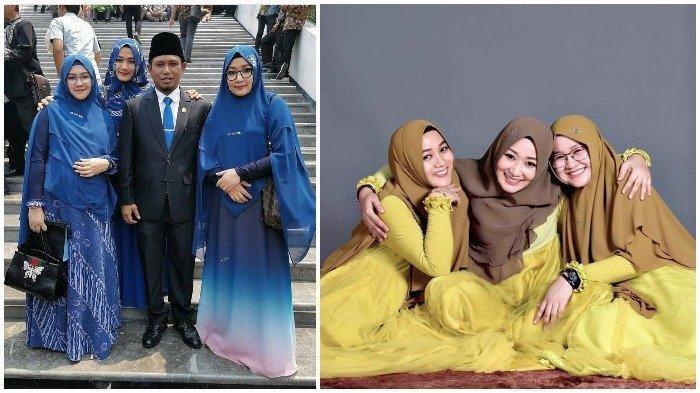 Selisik Lora Fadil Anggota DPR RI yang Bawa 3 Istri Cantik Saat Pelantikan, Ini Sosoknya