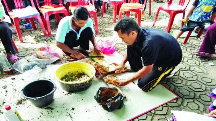 Langkah Strategis Desa Tebing Menjadi Salah Satu Sumber Pupuk Kompos di Bangka Barat