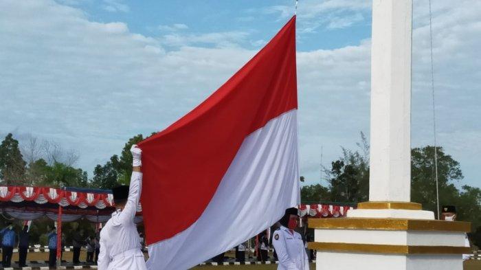 Mulkan Ajak Masyarakat Kibarkan Bendera Merah Putih Sejak Sekarang