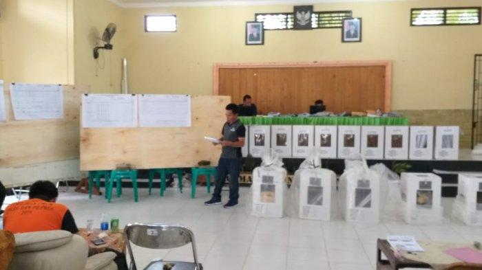 Pleno Rekapitulasi Belum Rampung Karena Masih Proses Rekap di Kecamatan