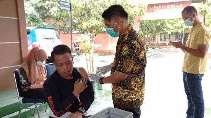 1.400 Warga Termasuk Lansia Jadi Target Vaksinasi Lanjutan di Bangka Selatan
