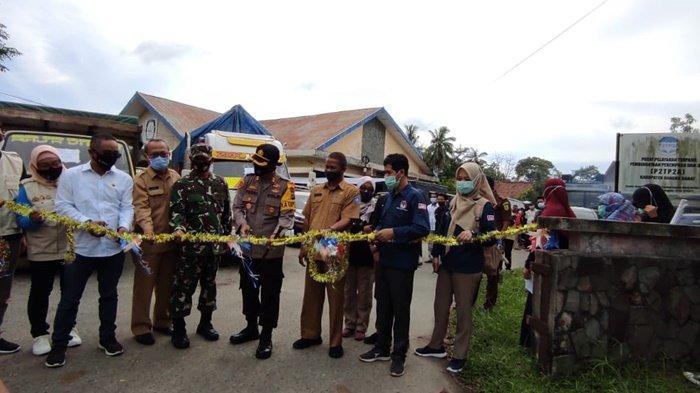 KPU Bangka Barat Suplai Logistik dan APD ke 400 TPS