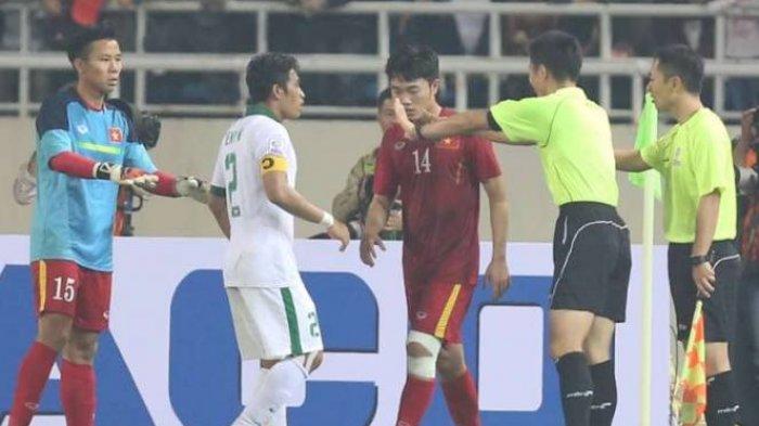 Wasit Batalkan Penalti untuk Indonesia, Bisakah?