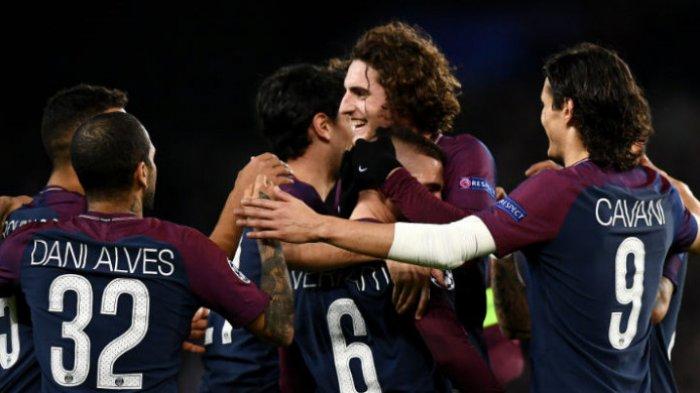 Link LIVE STREAMING Paris Saint Germain Vs Lille OSC, Kick Off 23.00 WIB