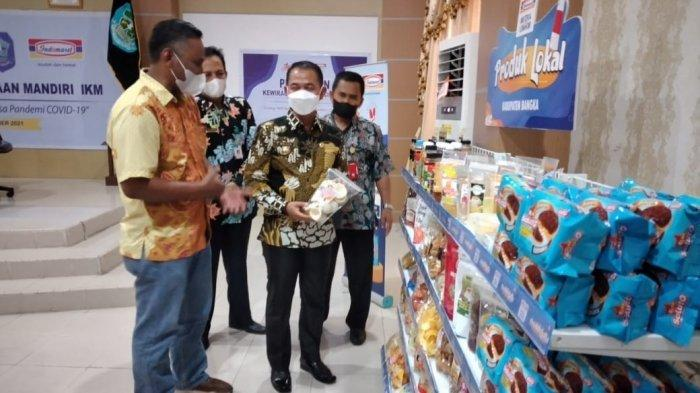 Indomaret Latih 75 Pelaku UMKM Bangka, Siap Tampung dan Pasarkan Produk Lokal