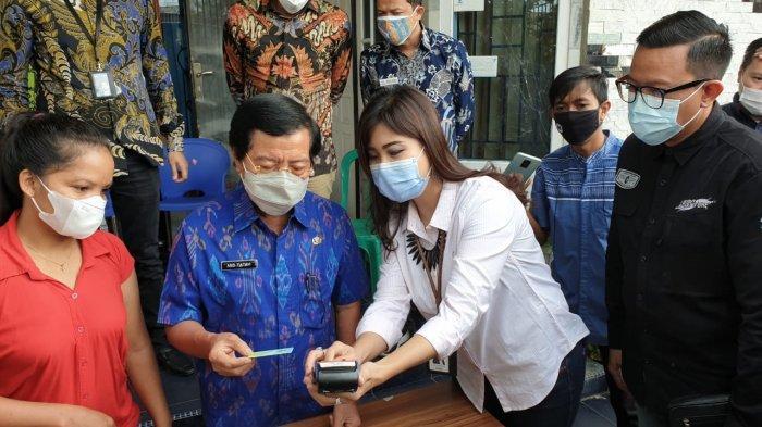 Distribusi Gas Elpiji 3 Kg dalam Pengawasan, Terapkan Kartu Kendali melalui Cashless Payment BRIMOLA