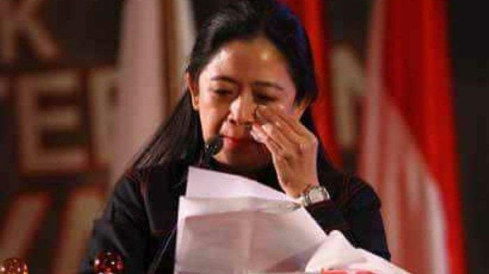 Puan Maharani dulu ketika menangisi kenaikan harga BBM