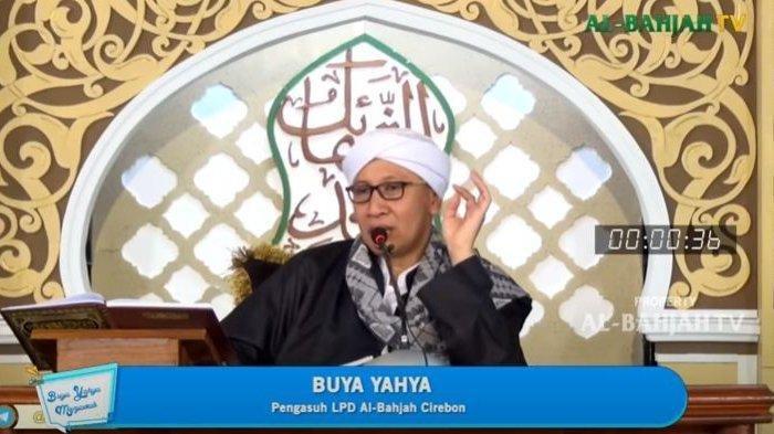 Jawaban Buya Yahya soal Sikap Muslim Terhadap Pernyataan Menteri Agama Terkait Ahmadiyah dan Syiah