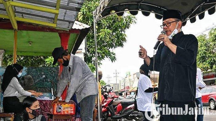 Tokoh Senior PDIP ini Rela Dipecat Partai Demi Dukung Gus Ipul - Mas Adi, Begini Jelasnya