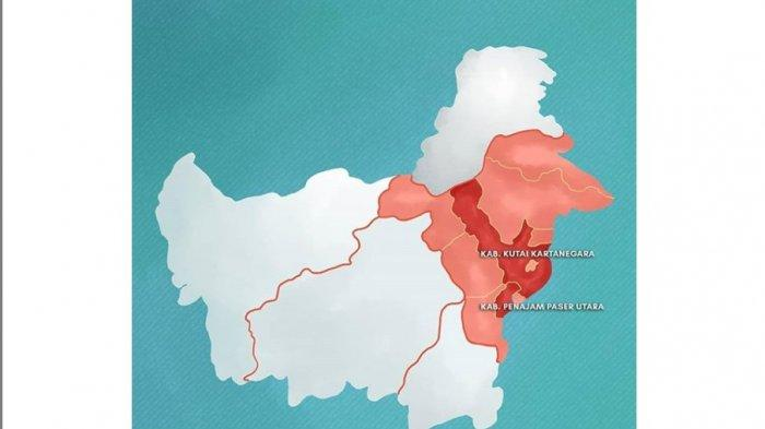 14 Kabupaten Kota 4 Provinsi di Pulau Kalimantan Akan Menerapkan PPKM Darurat Level IV, Ini Datanya