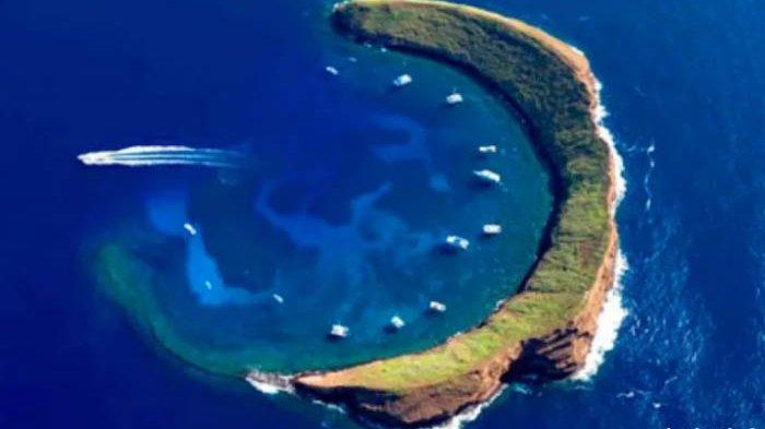 Inilah 10 Pulau Paling Unik di Dunia, Mirip Bulan Sabit hingga Sepotong Pizza
