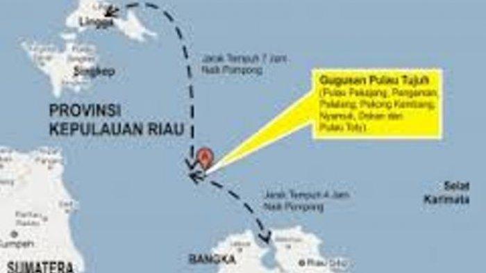 Masyarakat Pulau Tujuh Butuh Sentuhan Pemprov Bangka Belitung, Lebih Banyak Berinteraksi ke Belinyu
