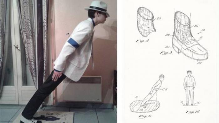 MISTERI Tarian Miring Anti Gravitasi Michael Jackson Terekspos ke Publik, Ini Rahasianya