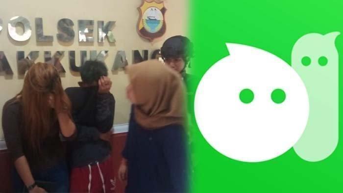 Pura-pura Jadikan Istri PSK Online Via Michat, Pasutri Ini Tipu Pria Hidung Belang Saat Mandi