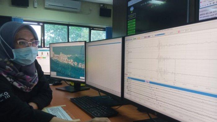 Misteri Sinyal 20 Detik yang Terekam Sensor BMKG Saat Dentuman di Bali, Warga Lihat Ada Sinar