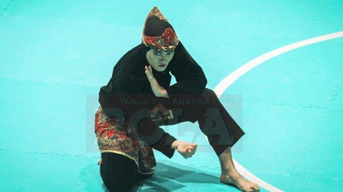 Atlet Pencak Silat Puspa Arumsari Sabet Emas, Indonesia Tempel Ketat Iran di Asian Games 2018