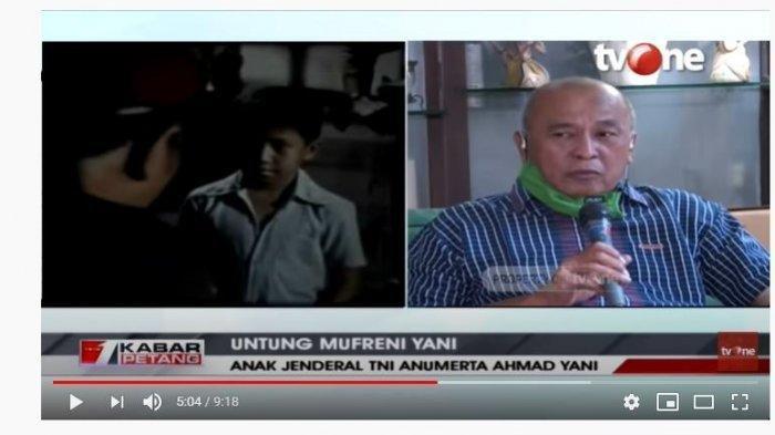 Anak Jenderal A.Yani ini Ungkap Kejadian yang Tak Ditampilkan di Film G30S/PKI: Diseret Bagai Hewan