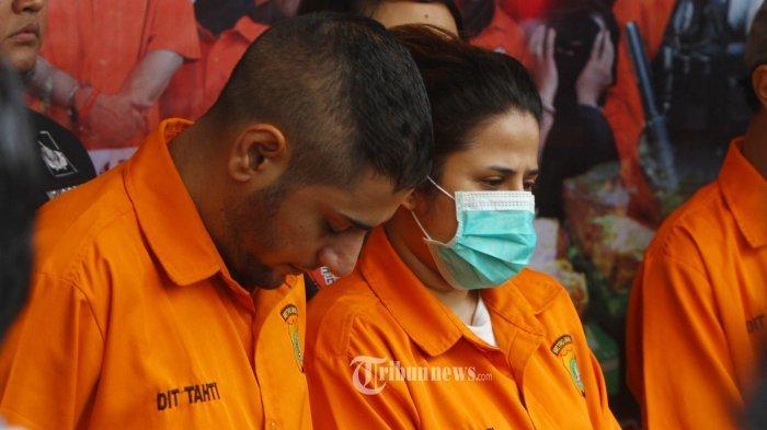 BREAKING NEWS : Kembali Menantu Elvi Suakesih Suami Dhawiyah Ditangkap Polisi Karena Narkoba