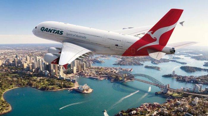Ini 20 Maskapai Teraman di Dunia Tahun 2021, Qantas Menjadi yang Nomor Satu