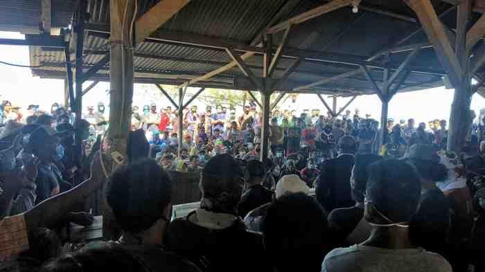 Nelayan Matras Kedatangan Ketua LKPI Pusat, Pertanyakan Pemda dan Dewan Pantai Matras Masuk RZWP3K