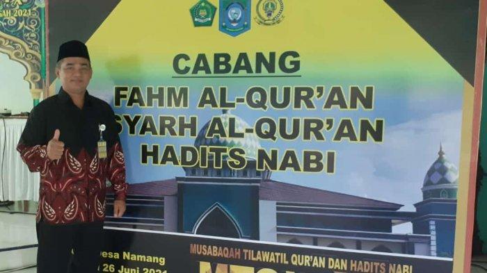 Satu Dosen IAIN SAS Bangka Belitung dilantik Menjadi Dewan Hakim MTQH ke-X Bangka Tengah 2021