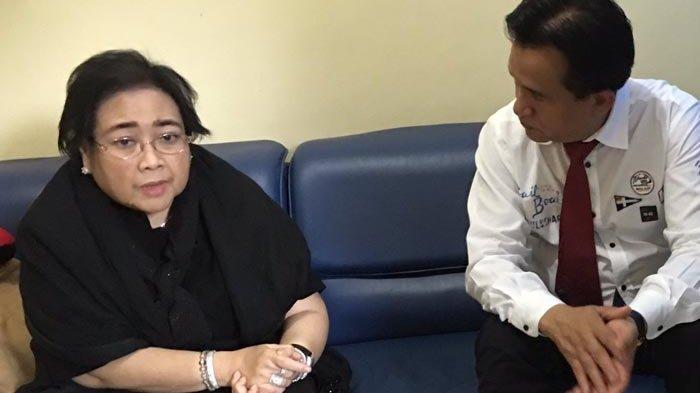 Begini Kondisi Rachmawati Soekarnoputri Saat Diciduk Polisi