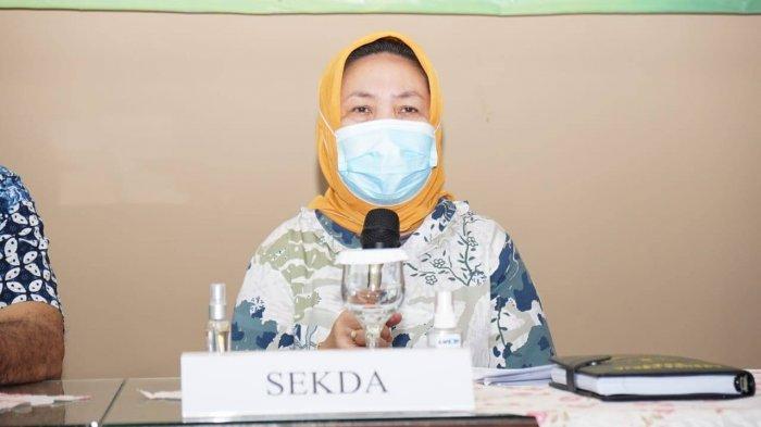 Sekretaris Daerah Kota Pangkalpinang Radmida Dawam