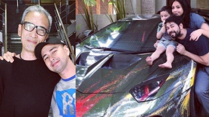 Opa Jahja Ungkap Kunci Raffi Ahmad Bisa Beli Lamborghini