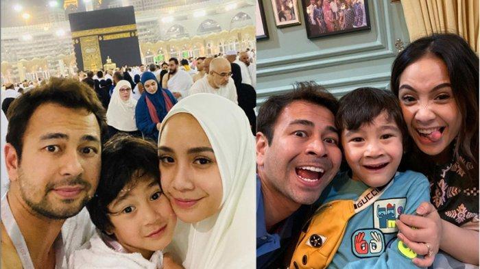 CERITA Masa Lalu Raffi Ahmad dan Nagita Slavina hingga Momen Pelukan di Lift dan Jadi Suami Istri