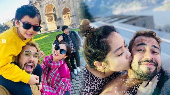 MIDUN dan Yuda Akhirnya Bongkar Kehidupan Rans Entertaiment di Depan Raffi Ahmad dan Nagita Slavina