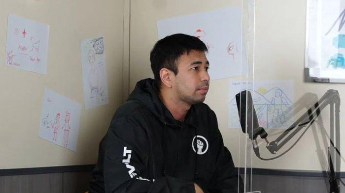 Raffi Ahmad Ungkap Nagita Slavina Nggak Ngidam, Tapi Jadi Cengeng saat Hamil Anak ke-2