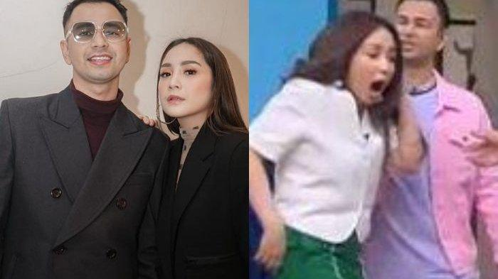 Nagita Slavina Meringis Kesakitan, Raffi Ahmad Dorong dan Jambak Sang Istri Gegara Alami Hal Ini