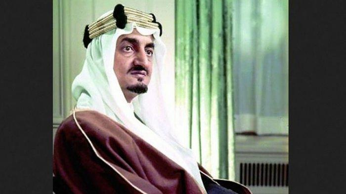 Faisal bin Abdulaziz, Raja Saudi yang Tewas di Tangan Keponakan Sendiri