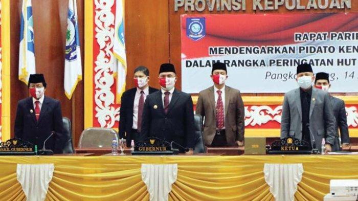 Ketua DPRD Bangka Belitung: Maknai Kemerdekaan Bukan Sekadar Kata