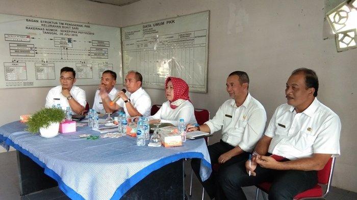 Diskusi Tiga Jam Wali Kota Bersama Lurah dan Camat Atasi Permasalahan Banjir