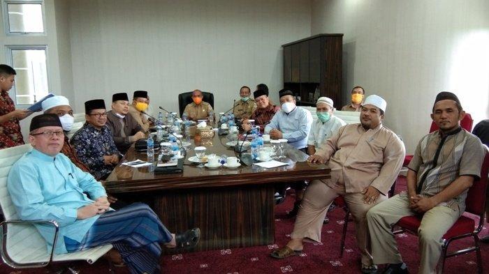Wali Kota Pangkalpinang Tegaskan Enam Poin Pelaksanaan Ibadah Agama Islam di Rumah Saja