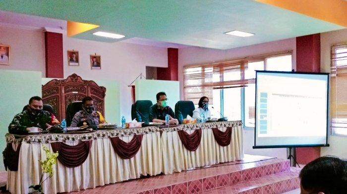 Pemkab Bangka Barat Bentuk Sub Satgas Kecamatan Intensifkan Sosialisasi Terapkan Protokol Covid-19