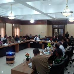 Gubernur Babel Minta Seluruh SKPD Berkoordinasi Tangani Banjir