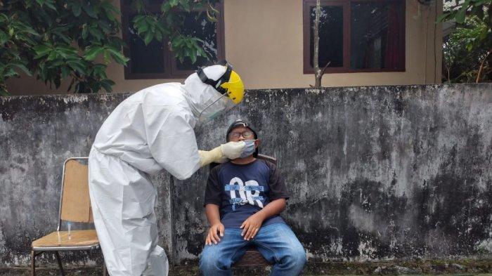 Pasien Positif Covid-19 Bertambah 17, Vaksinasi Kelompok Dua Sudah Dimulai di Kabupaten Bangka