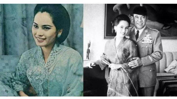 Terungkap, Begini Kabar Istri Kelima Soekarno, Wanita Tangguh!