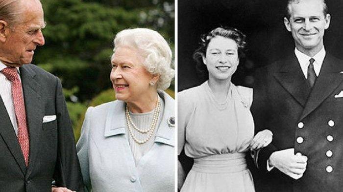 Pangeran Philip Meninggal di Usia 99 Tahun, Inilah Fakta Sosok Suami Ratu Elizabeth II