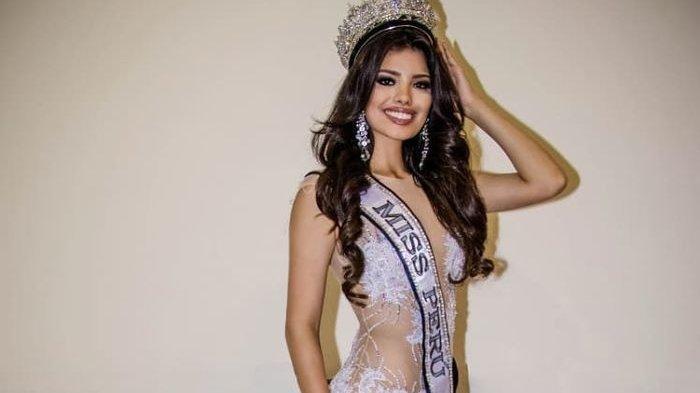 Selangkah Lagi Menuju Miss Universe, Ratu Kecantikan Peru Dicabut Gelarnya