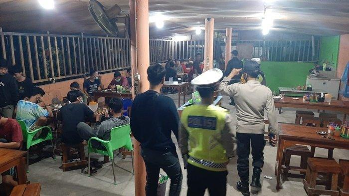 10 Kafe dan Warkop di Pangkalpinang Diimbau Polres Pangkalpinang Terapkan Prokes - raz1.jpg