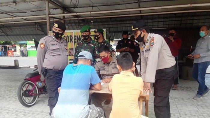 Operasi Yustisi Penertiban Masker di Pangkalpinang Sampai Akhir Oktober, Sasarannya Keramaian