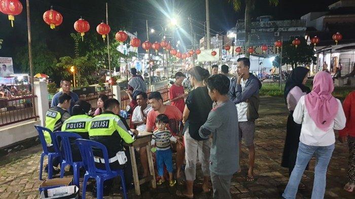 Antisipasi Kriminalitas dan Kecelakaan, 27 Anggota Polres Bangka Selatan Dikerahkan Razia Kendaraan