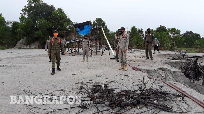 Dirjen Gakkum KLHK Sebut Pertambangan Timah di Bangka Belitung Ugal-ugalan