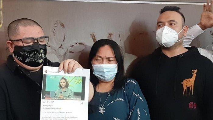 Kondisi Amanda Drop dan Ketakutan Setelah Diancam, Ibu Turung Tangan Cari Bantuan Hukum